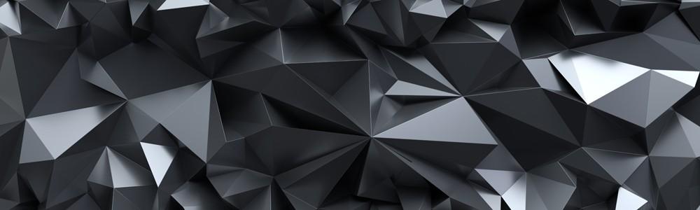 Czarne kryształy