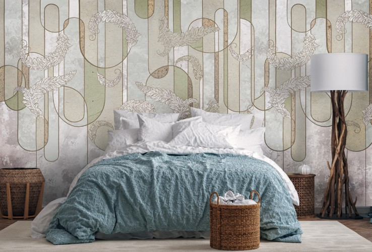 Design in the loft, classic, baroque, modern, rococo style